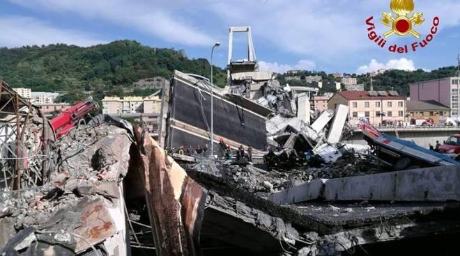 Crollo ponte di Genova