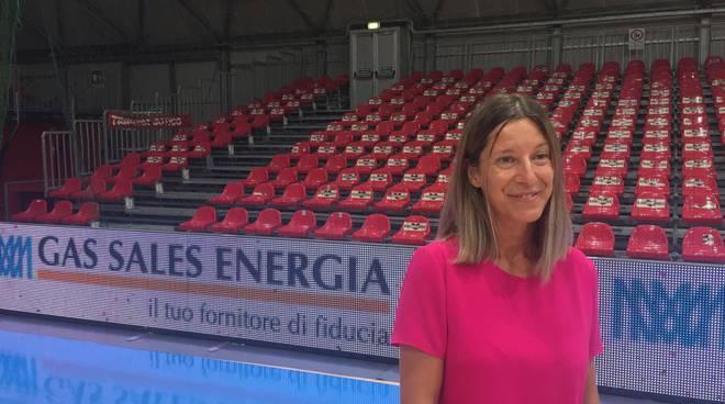 Elisabetta Curti della Gas Sales