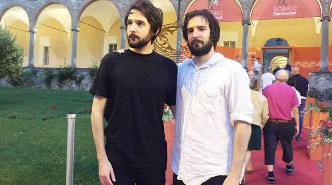 I fratelli D'Innocenzo al Bobbio Fest
