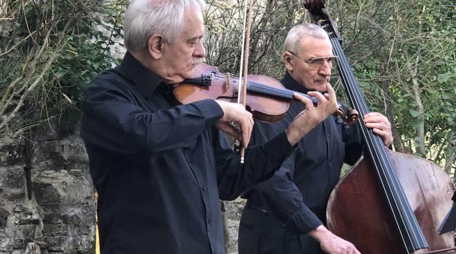 Il concerto a Brugnello