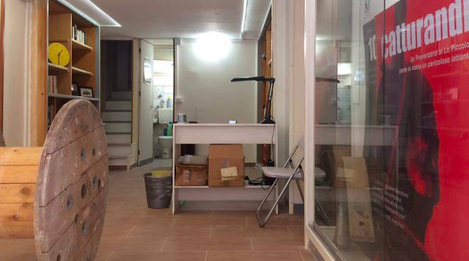 La biblioteca sociale a Palermo
