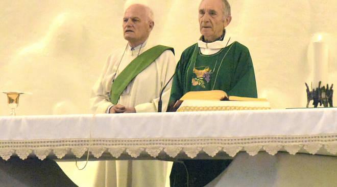La cerimonia in San Vittore