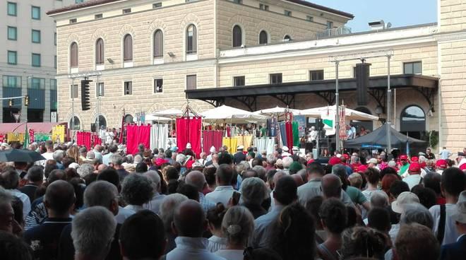 La commemorazione della strage di Bologna