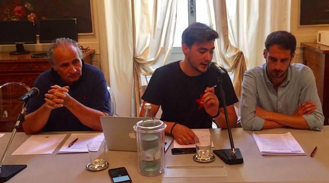 La conferenza stampa del Bleech Festival