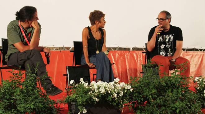 """La presentazione de """"Il cratere"""" al Bobbio Festival"""