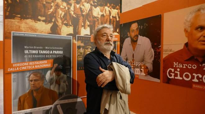 La serata Fare Cinema a Bobbio con Gianni Amelio