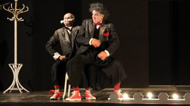 Lo spettacolo de I Fratelli Caproni a Gragnano
