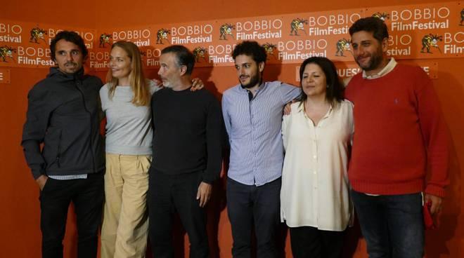 Paolo Sassanelli al Bobbio Film Festival