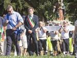 Sergio Pecorara alla processione dell'Assunta a Cremona