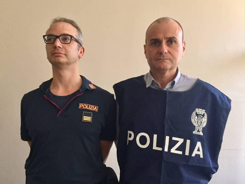 Squadra mobile di Piacenza