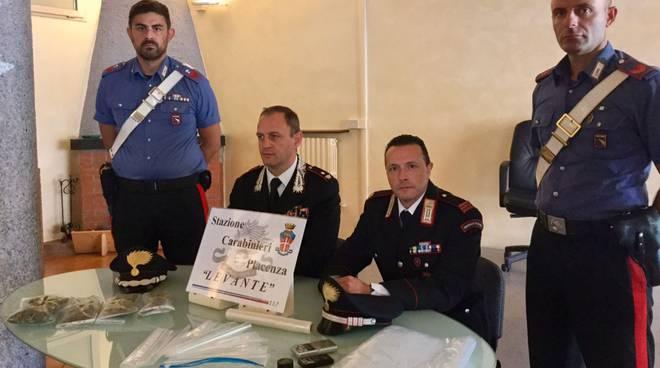 Arresto Piacenza Levante