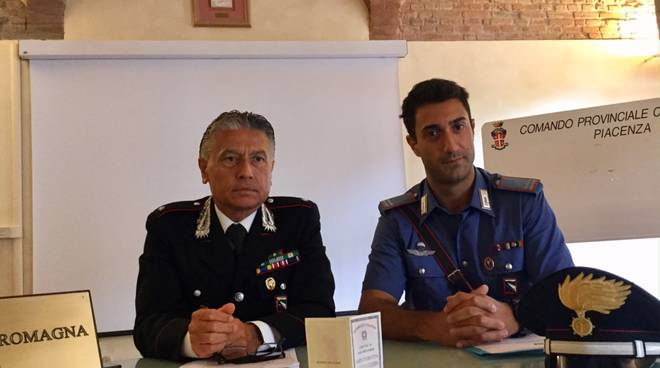 carabinieri di Castelangiovanni