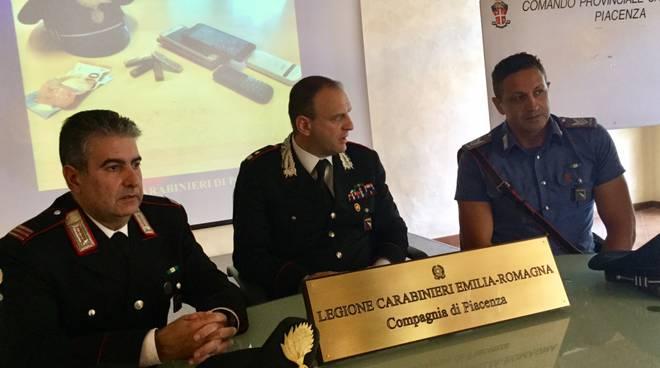 carabinieri Pontenure