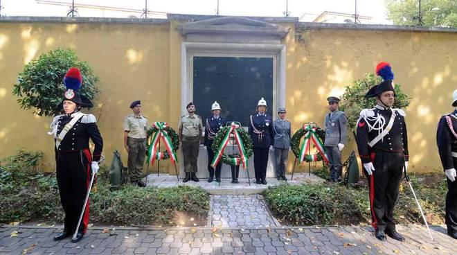 Cerimonia caduti 9 settembre 1943