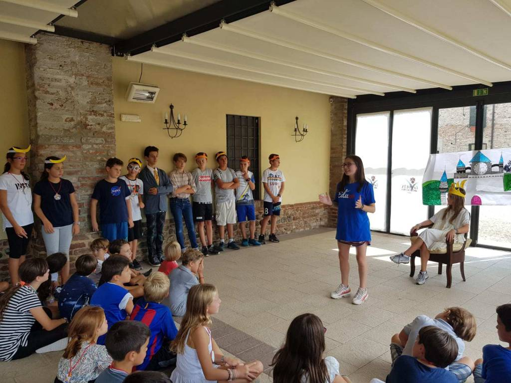 City Camp delle Orsoline