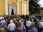 Funerali presidente Gian Luigi Boiardi