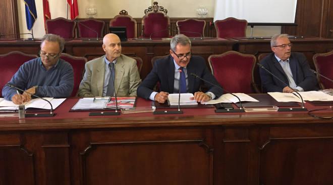 Giuseppe Cavalli in commissione