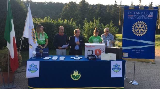 Golf Cup Rotary Club Piacenza – Valli Nure eTrebbia