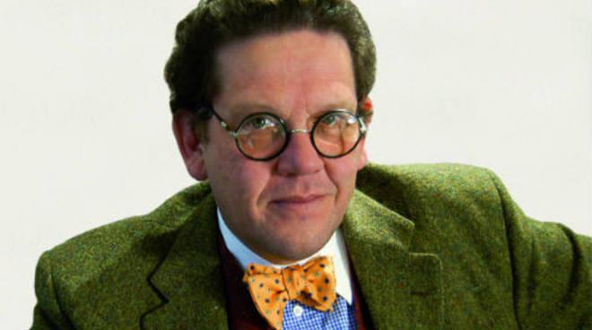 Il critico Philippe Daverio