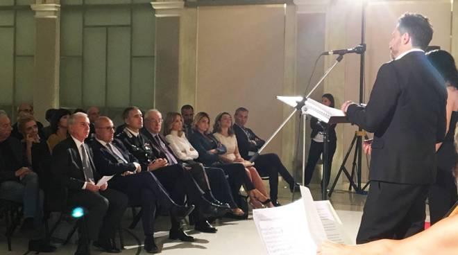 Il reading teatrale a Palazzo Galli