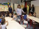 Il Sindaco Barbieri visita le scuole