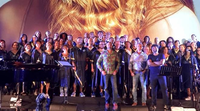 L'Italian Gospel Choir a Milano