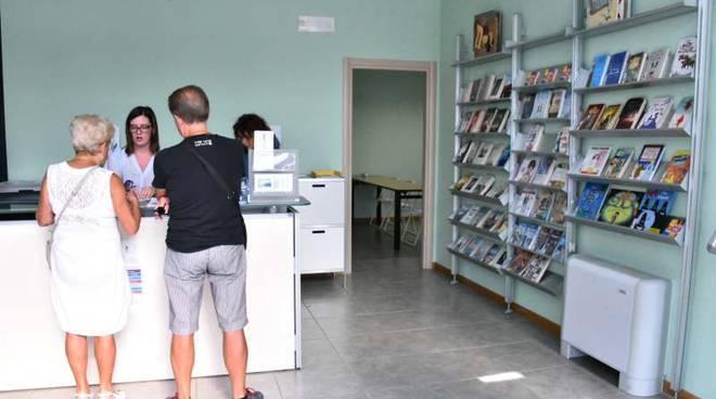 La biblioteca alla Besurica