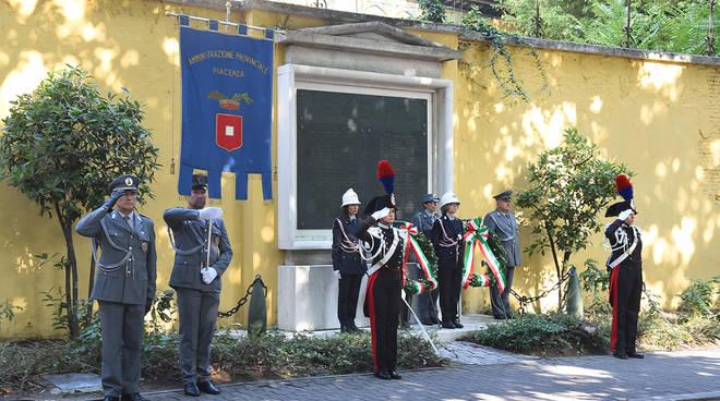 La commemorazione dell'insurrezione antinazista a Barriera Genova