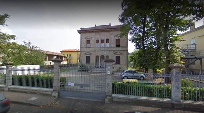 La scuola San Quintino di Gossolengo