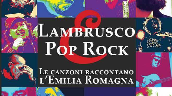 Lambrusco e Pop Rock, la copertina