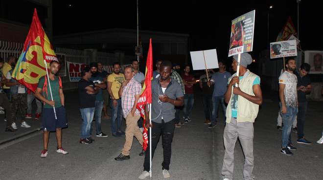 manifestazione Usb Adbelsalam