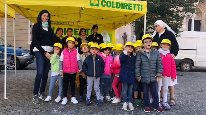 Merenda Coldiretti