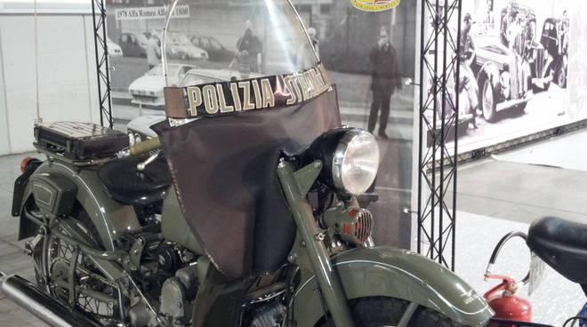 moto guzzi polizia