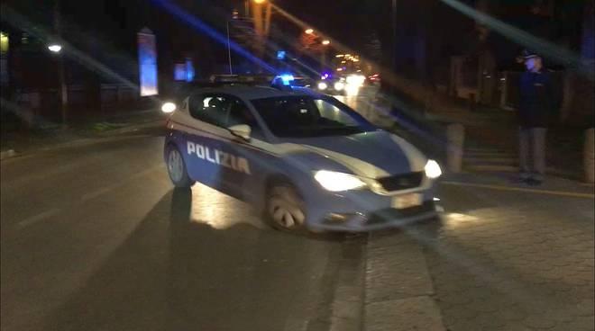 polizia night