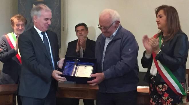Premiazione Schiavi Gragnano