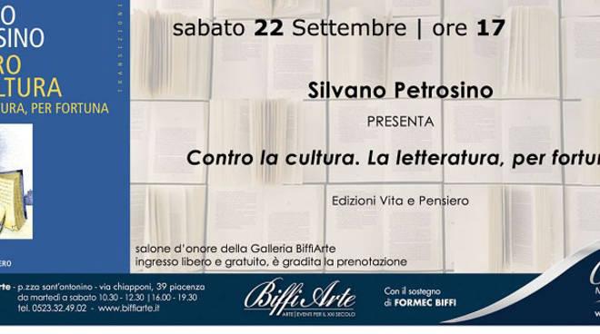 Silvano Petrosino 22 settembre
