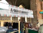 A Mano Market sotto i portici del Gotico