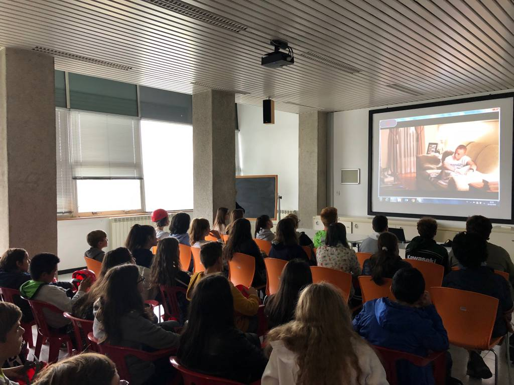 A Monticelli Enel insieme a Polstrada e Croce Rossa per educare alla sicurezza