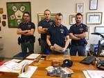 arresto volanti polizia spaccio