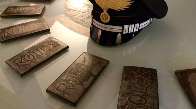 carabinieri rivergaro hashish