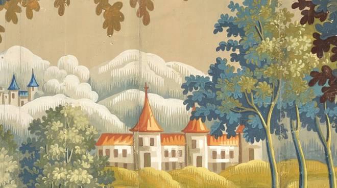Mostra I Dipinti Nascosti di Aubusson