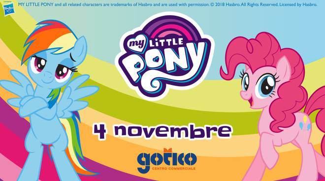 I My Little Pony a Piacenza