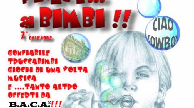 Torna il Piace ai Bimbi!
