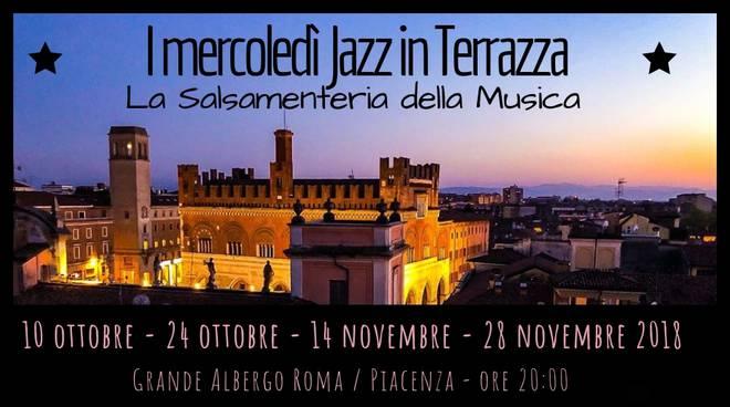 I Mercoledì Jazz Sulla Terrazza Del Grande Albergo Roma