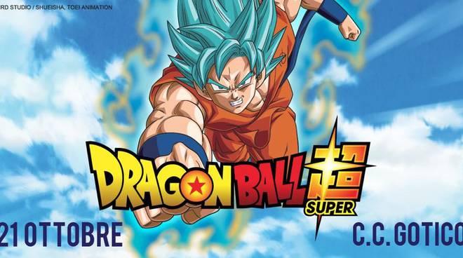 Dragon Ball Super a Piacenza
