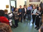 Cerimonia d'intitolazione al conservatorio Nicolini