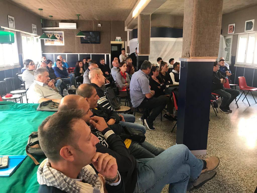 Congresso Filt Cgil di Piacenza