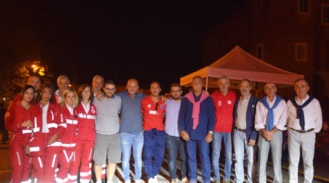 Contributo alla Croce Rossa grazie alla Borgo Run through Colors