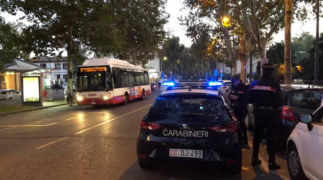 controlli carabinieri e polizia municipale