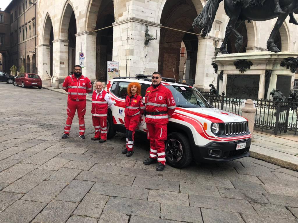 Croce rossa Piacenza